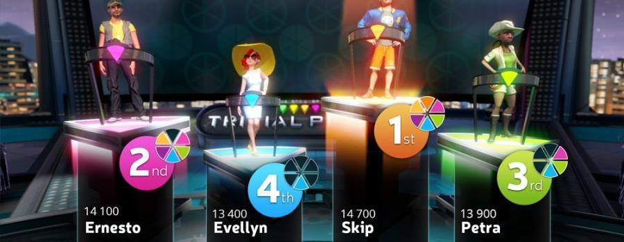 TRIVIAL PURSUIT LIVE! (Xbox 360)