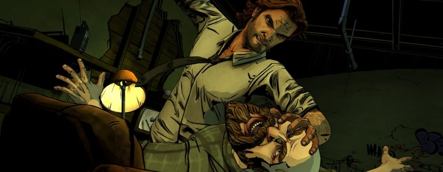 The Wolf Among Us (Win 10)