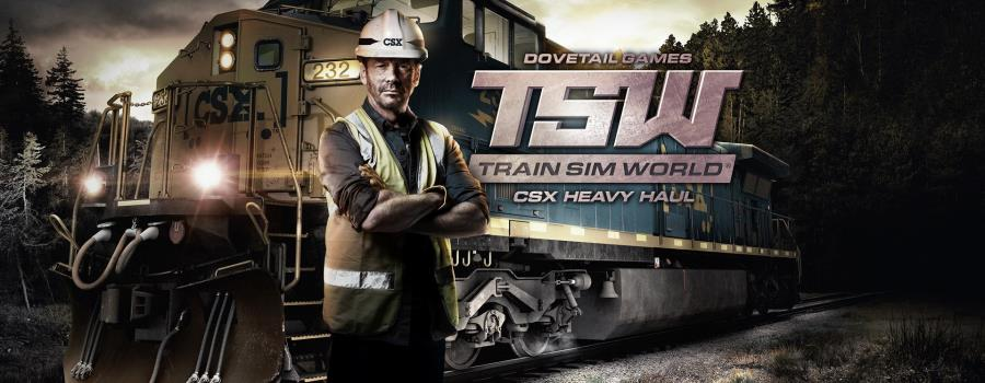 Train Sim World: CSX Heavy Haul (Win 10)