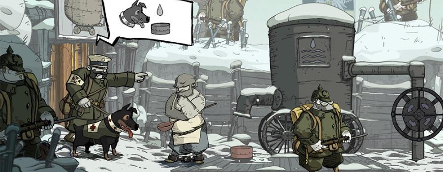 Valiant Hearts: The Great War (Xbox 360)