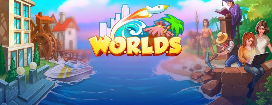 WORLDS Builder: Farm & Craft (Win 10)