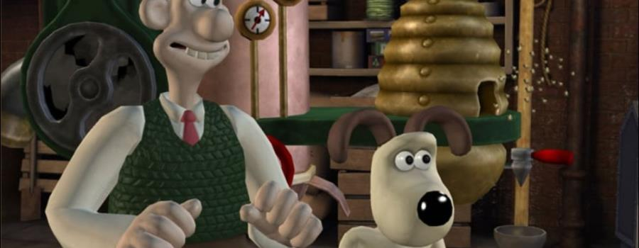 Wallace & Gromit 1: Fright of the Bees