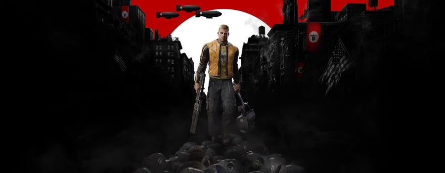 Wolfenstein II: The New Colossus (Win 10)