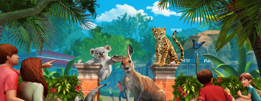 Zoo Tycoon: Ultimate Animal Collection News, Achievements