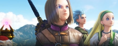 DRAGON QUEST XI S: Echoes of an Elusive Age - Definitive Edition (JP)