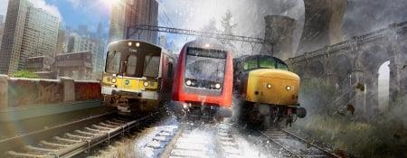 Train Sim World 2020 (Win 10)