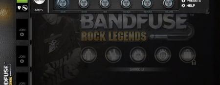 Bandfuse: Rock Legends