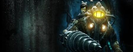 BioShock 2 (KR) (Xbox 360)