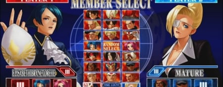 Bull Fighter Achievement In The King Of Fighters Xii