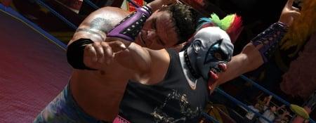 Lucha Libre AAA: Heroes Del Ring