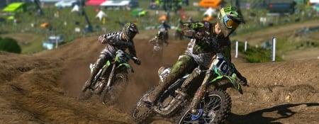 MXGP - The Official Motocross Videogame