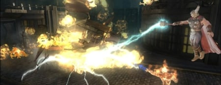 Marvel: Ultimate Alliance 2 (Xbox 360)