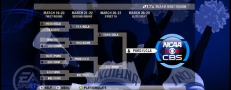 NCAA Basketball 09 March Madness Edition