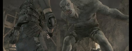 A Heart Of Steel Achievement In Resident Evil 4 Hd Xbox 360