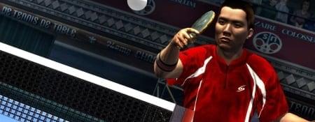 Rockstar Table Tennis