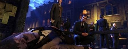 Sherlock Holmes: Crimes & Punishments (Xbox 360)