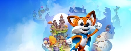 Super Lucky's Tale