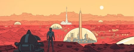 Surviving Mars (Win 10)