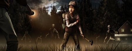 The Walking Dead: Season Two (Xbox 360)