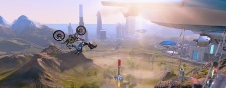 Trials Fusion (Xbox 360)