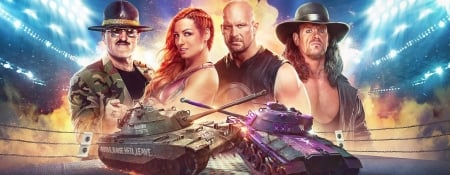 World of Tanks: SummerSlam