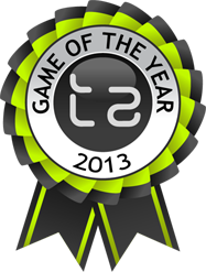 TrueAchievements Game Of The Year 2013