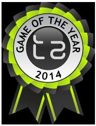 TrueAchievements Game Of The Year 2014