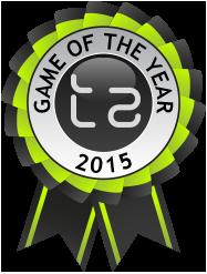 TrueAchievements Game Of The Year 2015