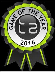 TrueAchievements Game Of The Year 2016