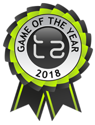 TrueAchievements Game Of The Year 2018