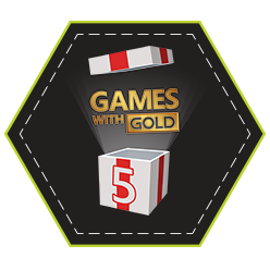 Five Games With Gold