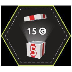 Five 15GS