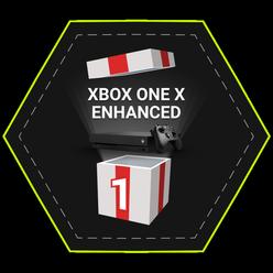 An Xbox One X Enhanced Pop