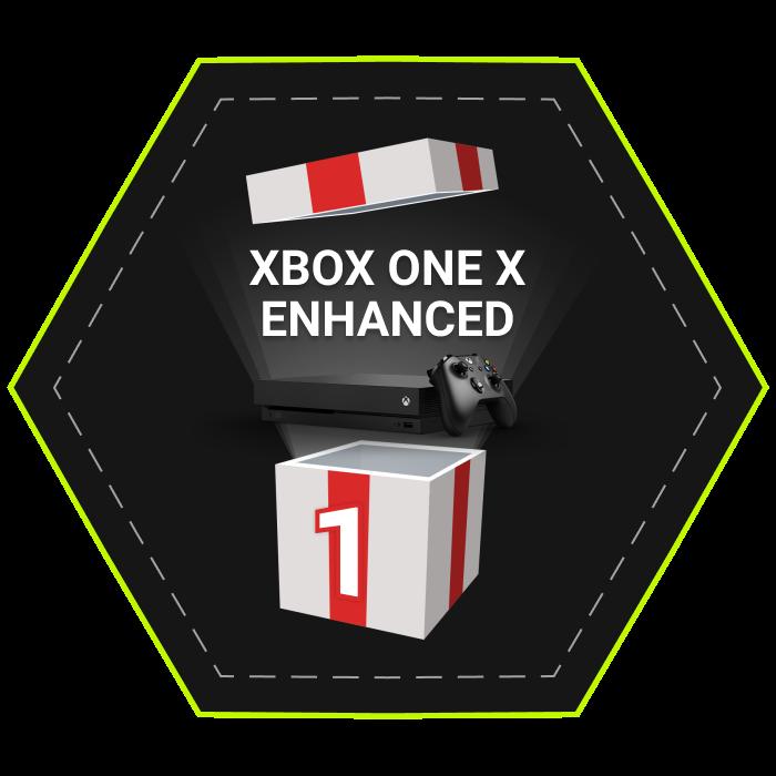 Challenge 1: An Xbox One X Enhanced Pop