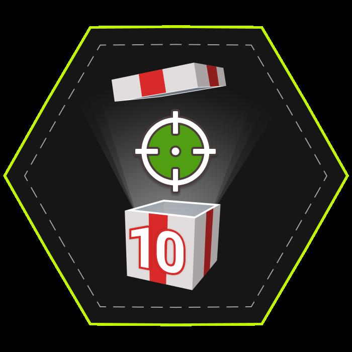 Challenge 10: Ten Calling Duties