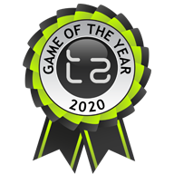 TrueAchievements Game Of The Year 2020