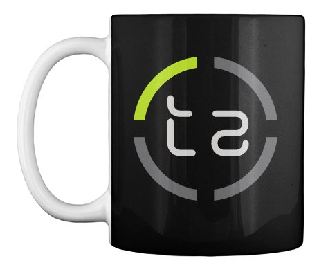 TA Mug $11.99/£8.99 (excluding shipping)