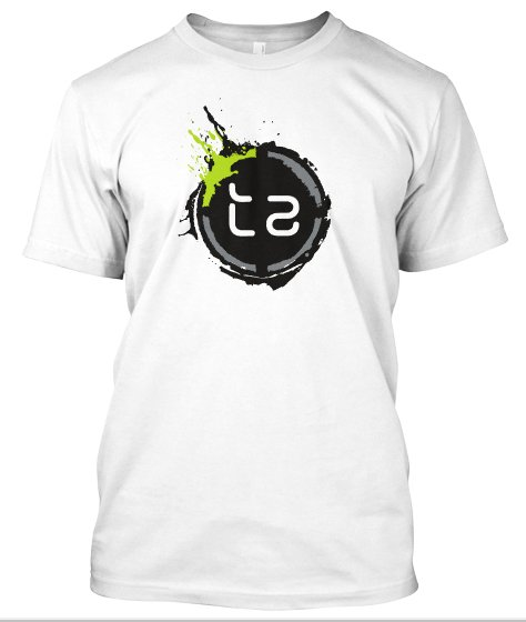 TA Splash T-Shirt $19.99/£14.99 (excluding shipping)