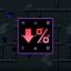 Low %