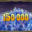 150000 crystals picked