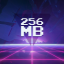 256 MB