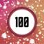 Splatter 100 times