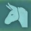 Large donkey