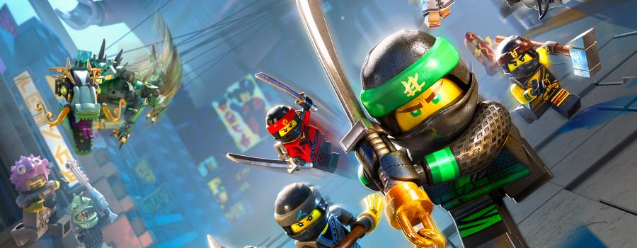 The LEGO NINJAGO Movie Video Game News and Achievements