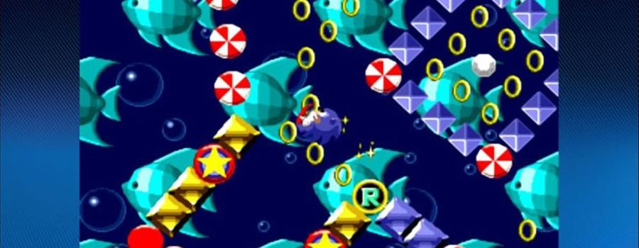 Sonic The Hedgehog (Arcade)